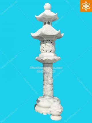 đèn thờ bằng đá