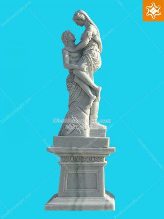tượng nghệ thuật bằng đá